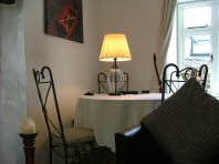 The best place for a quiet meal or a hearty brekfast - Riverbank Cottage, Self Catering Holiday Cottage, Capel Curig, Snowdonia National Park, North Wales, UK, TheCanoeMan